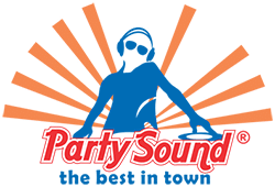 Party Sound Logo